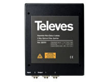 TELEVES Fibre IRS 2 Way Box Splitter