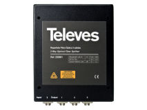 TELEVES Fibre IRS 3 Way Box Splitter