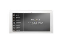 "ELAN® 8"" Interactive Touch Panel in White"
