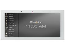 "ELAN® 12"" Interactive Touch Panel in White"