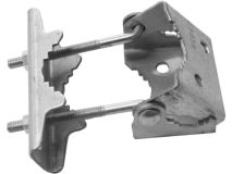 ANTIFERENCE No1 Clamp c/w 10mm Nuts