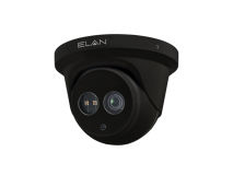 ELAN® Surveillance IP 4MP BLACK AF