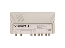 VISION EV5-104A 4 Way Apartment Amp