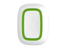 AJAX Wireless Panic Button - White