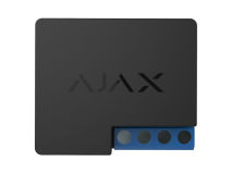 AJAX Wireless Relay Switch - Black