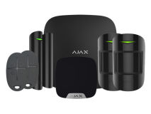 AJAX Wireless Alarm Kit 2 Plus - Black