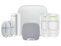 AJAX Wireless Alarm Kit 2 - White