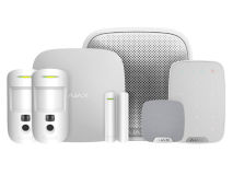 AJAX Wireless Alarm Kit 3 Hub 2 - White
