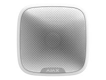 AJAX Street Wireless Siren - White