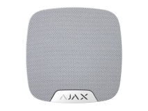 AJAX Home Wireless Siren - White