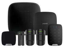 AJAX Wireless Alarm Kit 3 - Black