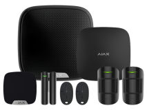AJAX Wireless Alarm Kit 1 Plus - Black