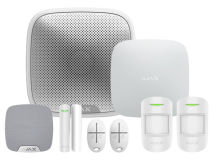 AJAX Wireless Alarm Kit 1 Plus - White