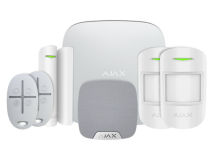 AJAX Wireless Alarm Kit 2 Plus - White