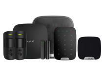 AJAX Wireless Alarm Kit 3 Hub 2 - Black