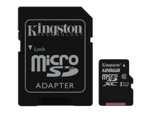 KINGSTON Class 10 Micro SD Card 128GB
