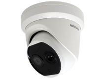 HIKVISION IP Thermal Turret Camera