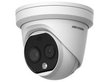 HIKVISION Temperature Scan Turret Camera