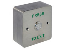 HIKVISION Standard Stainless Exit Button