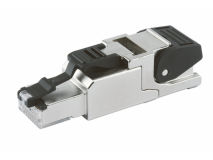 (1) TELEGARTNER RJ45 MFP8 CAT6a Shielded