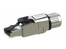 (1) TELEGARTNER RJ45 MFP8 I CAT6a Shielded