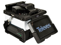 TELEVES Optical Fibre FUSION SPLICER Kit