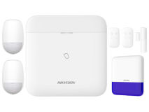 HIKVISION AXPRO Wireless Alarm Kit c/w
