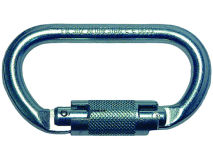 FALL ARREST (1) Twistlock Carabiner