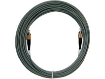 15m FC/PC Fibre Optic Lead Grey