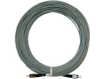 40m FC/PC Fibre Optic Lead Grey 236105