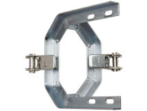 "BLAKE 8"" RATCHET Chimney Cradle Bracket"