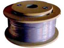 50m FC/PC Fibre Optic Lead Grey