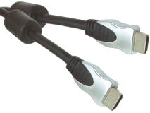 3m PRO Gold HDMI Lead BLACK (c/w EMI)