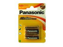 PANASONIC 'AAA' Alkaline Batteries(Pack 4)