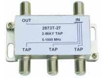 INTERNAL 3-27 F Type Tap (5-1000MHz)
