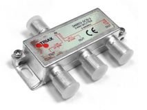 TRIAX 3 Way F Splitter (5-2400MHz)