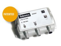 TELEVES Micro-Cavities Filter 4G LTE
