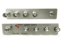 4 Way TRIAX TMM BB4 Input Earth Bond Bar