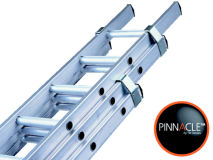 PINNACLE™ 4m-10m Industrial Triple Ladder