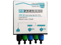 FRACARRO VOT90/10 Mini 1 Way Optical Tap