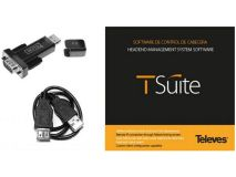 TELEVES PC Lead Kit for Programming Avant
