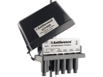 ANTIFERENCE 4 Way F DC Combiner-Splitter