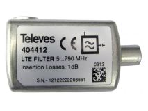 TELEVES CH60 IEC Indoor 4G LTE Filter