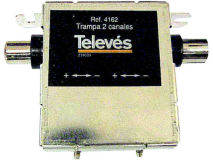 TELEVES 2 Channel IEC Notch Filter