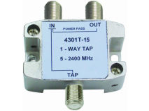 INTERNAL 1-15 F Type Tap (5-2400MHz)