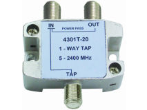 INTERNAL 1-20 'F' Type Tap (5-2400MHz)