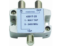 INTERNAL 1-25 F Type Tap (5-2400MHz)